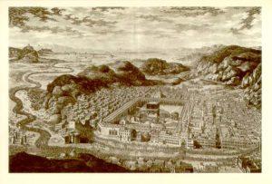 Kaaba in Mecca 1850