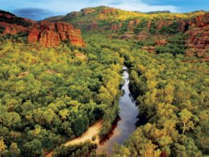 kakadu-national-park-with-the-river