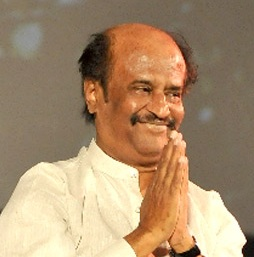 Rajinikanth in 2014