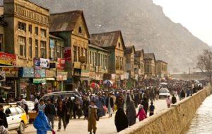Kabul Pedestrian