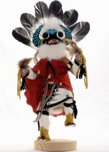 Single Kachina Doll